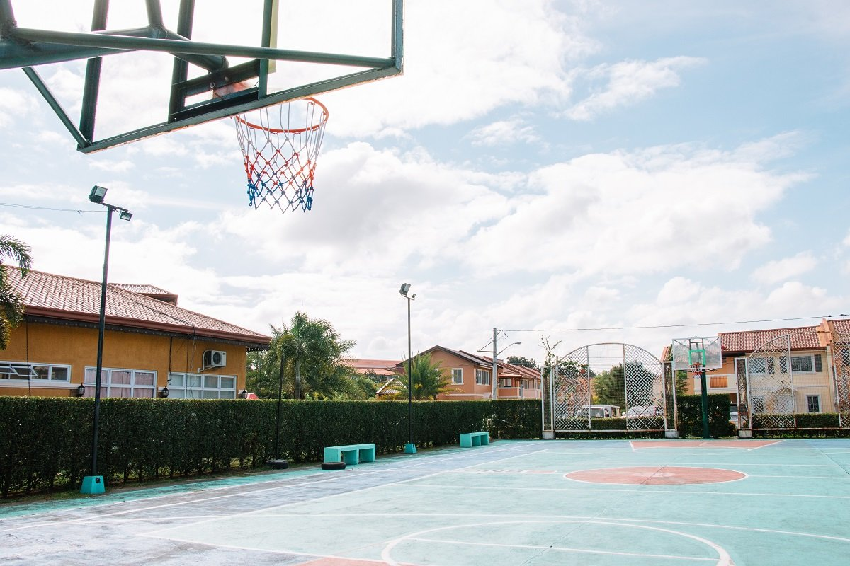 Camella Baia basketball court