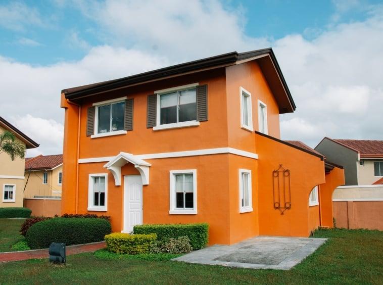 Camella Baia Ella house and lot unit