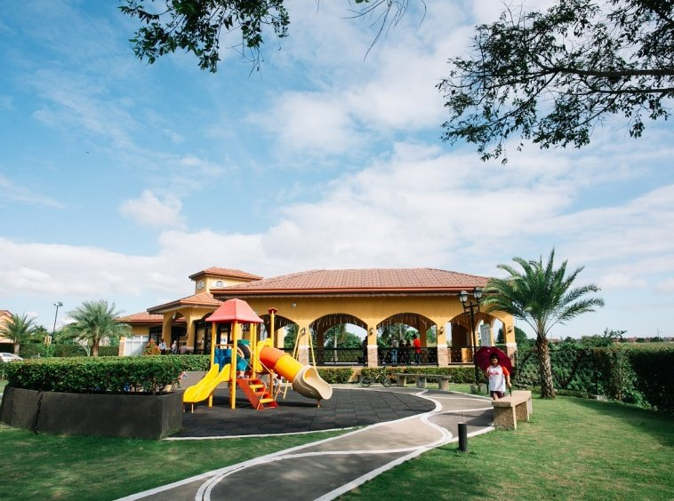 Camella Calamba playground