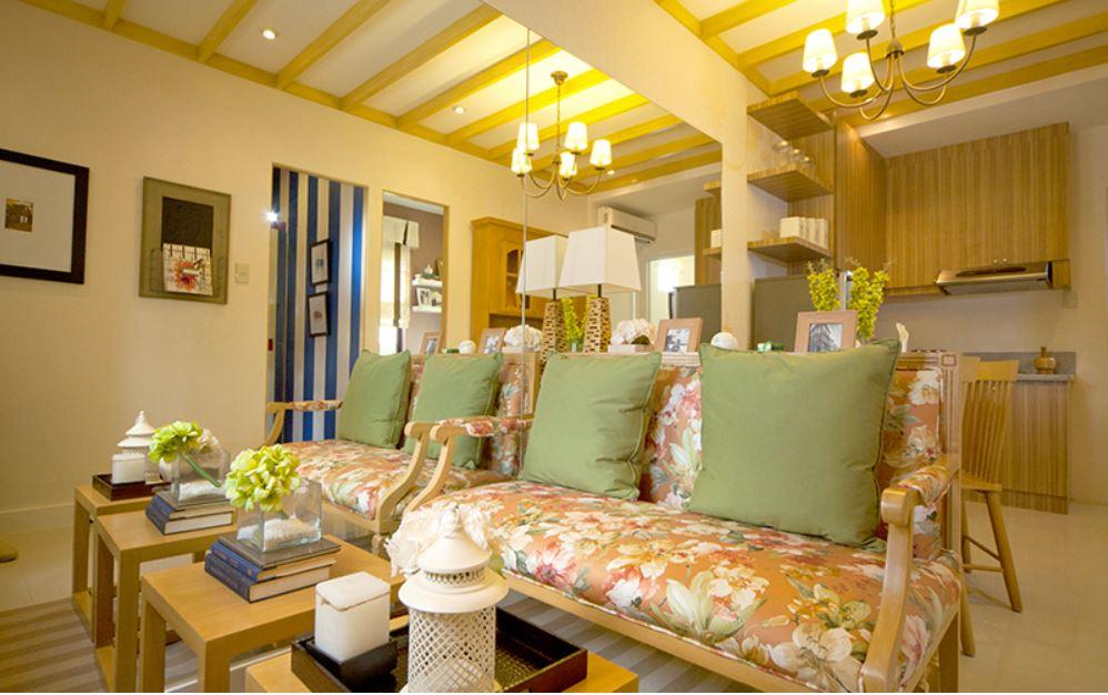 Hanna living area