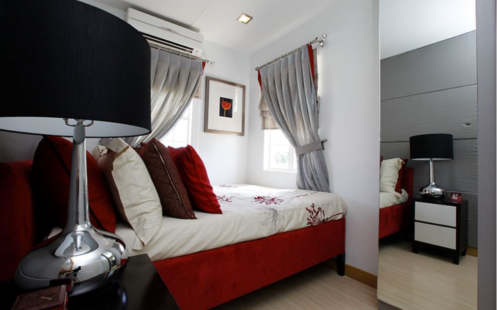 Janela bedroom