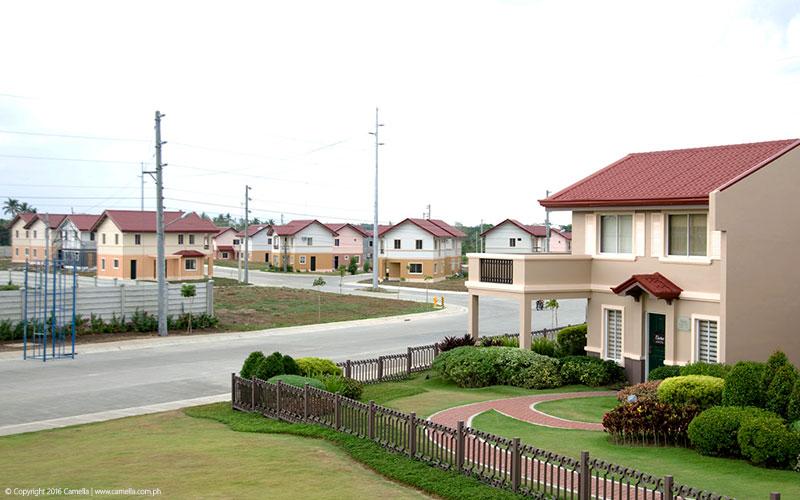 Camella Naga township