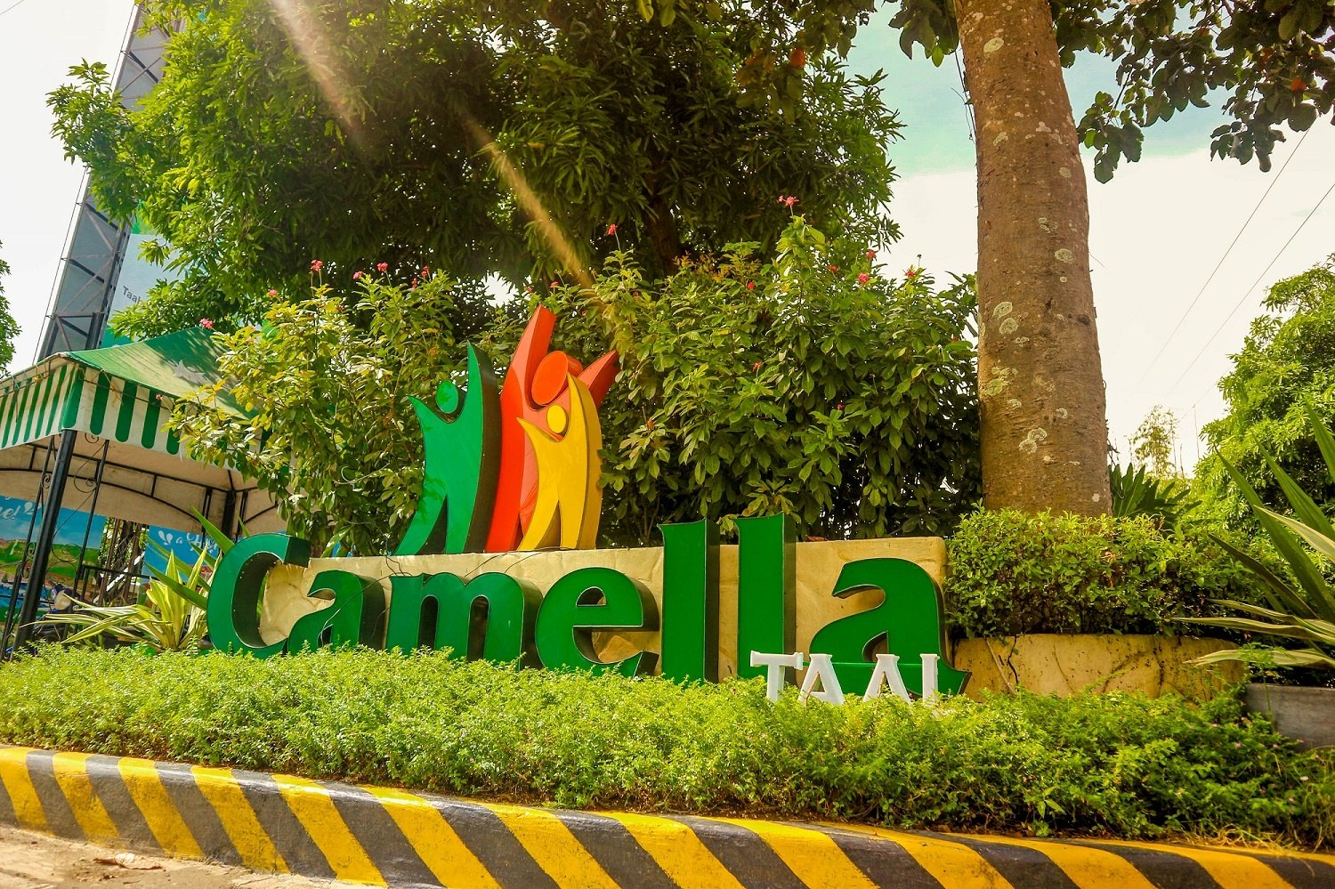 Camella Taal marker
