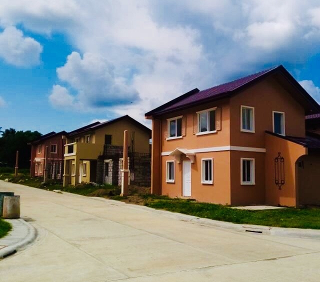 House and Lot for Sale in Batangas | Camella Azienda