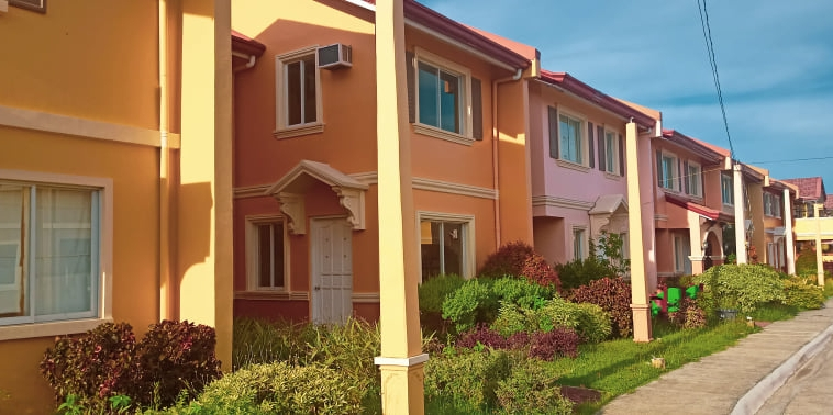 House and Lot for Sale near Boracay- Camella Aklan