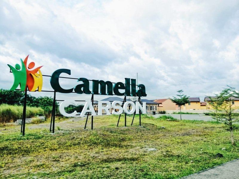 House and Lot for Sale in Cavite | Camella Carson