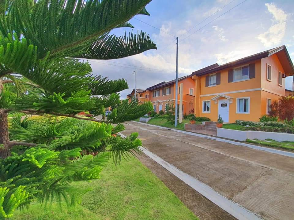 House and Lot for Sale in Dumaguete- Camella Negros Oriental