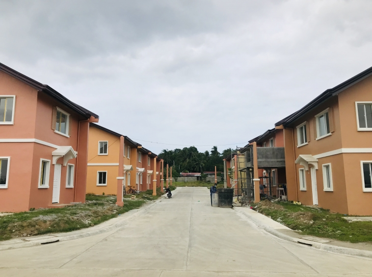 House and Lot for Sale Batangas- Camella Azienda Model House